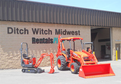Kubota Service and Repair