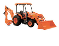 tractor-loader-backhoes